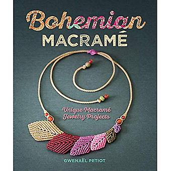 Bohemian Macrame: Unique Macrame Jewelry Projects