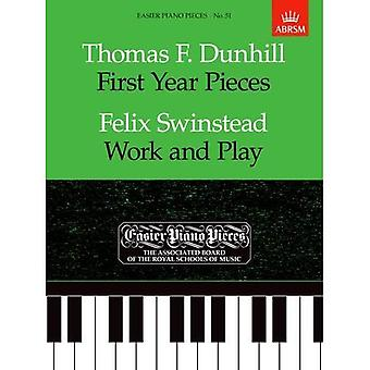 Dunhill - First Year Pieces/Swinstead - Work and Play
