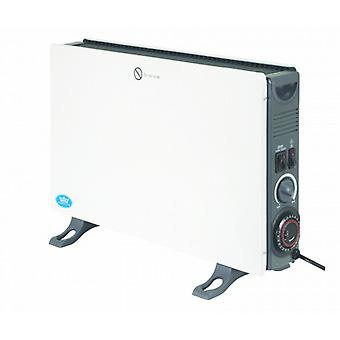 2000 Watts Electric Convector Heater With 24 Hour Timer And Turbo Boost
