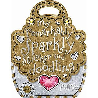 My Remarkably Sparkly Sticker and Doodling Purse