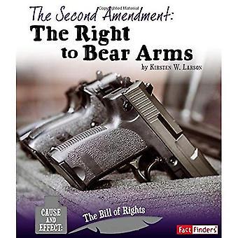 Det andra ändringsförslaget: Rätten att bära vapen (orsak och verkan: Bill of Rights)