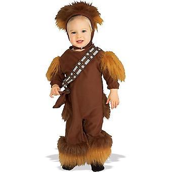 Chewbacca Toddler Costume