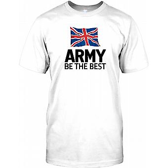 Britse leger - worden de beste Kids T Shirt