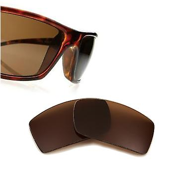 TECHNICIAN Replacement Lenses Polarized Brown by SEEK fits ELECTRIC Sunglasses