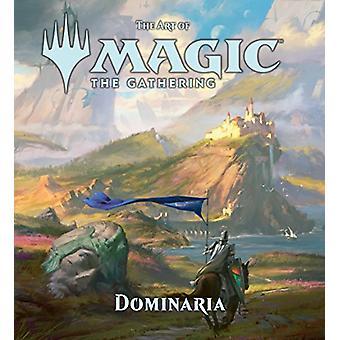 The Art of Magic - The Gathering - Dominaria av kunsten å trolldommen - i