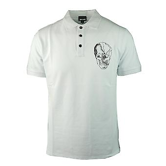 Just Cavalli S03GL0024 N21368 100 Polo Shirt