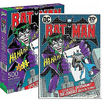 Batman Joker 500 Stück Jigsaw Puzzle (nm 62108)