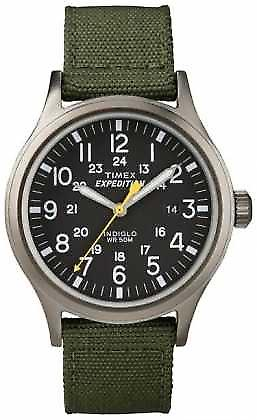 Timex Mens Indiglo Expedition T49961 Watch