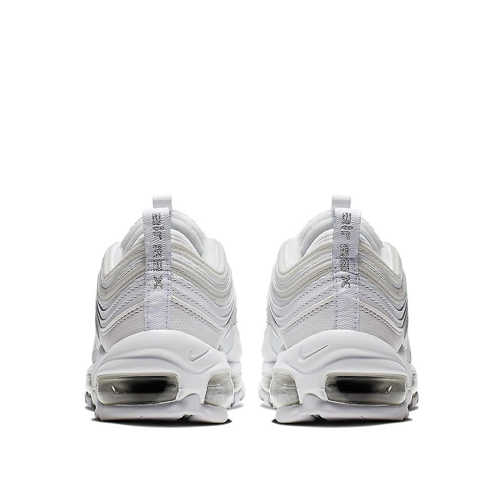 Nike Air Max 97 Trainers Mtlc Gold Silver Black Summit White