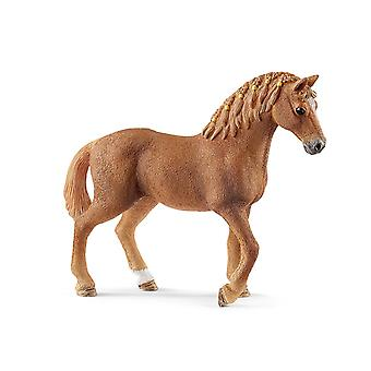 Jument cheval Schleich trimestre