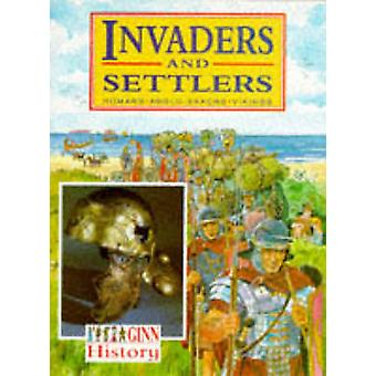 Ginn History - Key Stage 2 - Invaders and Settlers - Pupil Book - 978060