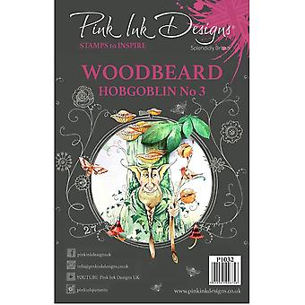 Pink Ink Designs Woodbeard Hobgoblin No3 8 Clear Stamps
