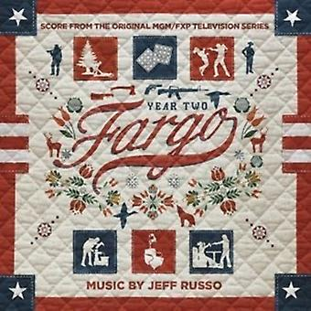 Jeff Russo - Fargo Year 2 (Original Score) - O.S.T. [CD] USA import