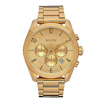 Nixon il proiettile Chrono All Gold (A366502)