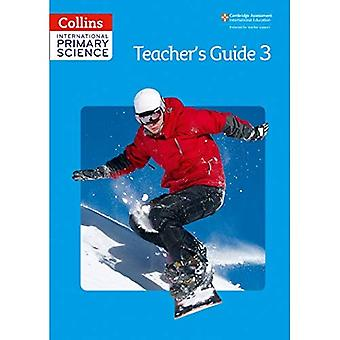 Collins International Science primaire - Guide de l'enseignant de sciences primaire International 3