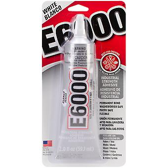 E 6000 Adhesive 2 Ounces White 237040