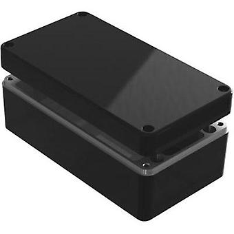 Universal enclosure 220 x 120 x 80 Aluminium Blue Deltron Enclosures 487-221208E 1 pc(s)