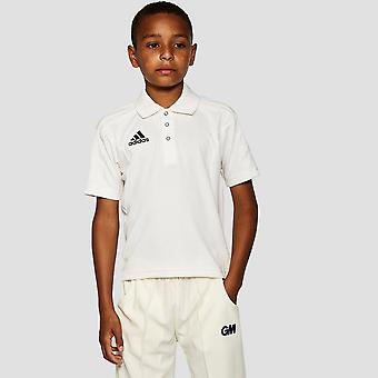 adidas Junior Cricket Shirt