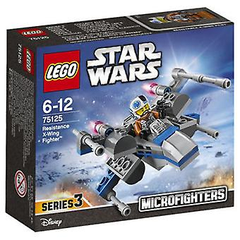 Lego 75125 Resistance X-Wing Fighter (Toys , Constructions , Vehicles)