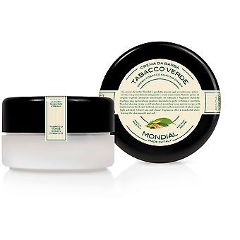 Mondial 1908 Tabacco Verde Shaving Cream 150 Ml (Man , Shaving , Foams, Gels and Creams)