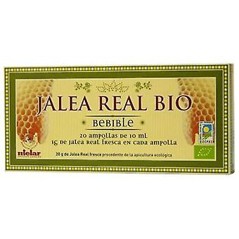 Arnauda 1 g Royal Jelly ampoules BIO