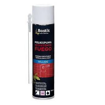 Bostik Fire Resistant Styrofoam 700Ml Rosa With Cannula (Diy , Bau , Isolation)