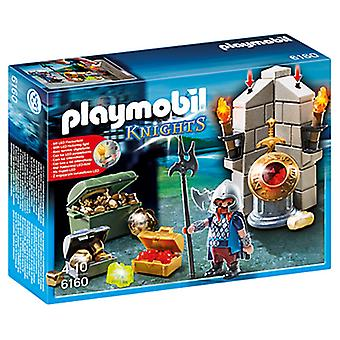 Playmobil King`s Treasure Guard (Toys , Dolls And Accesories , Miniature Toys , Sets)