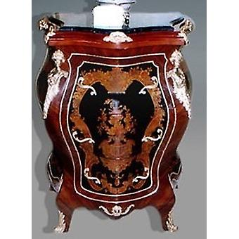 baroque chest of drawers cupboard louis pre victorian antique style MoKm07022