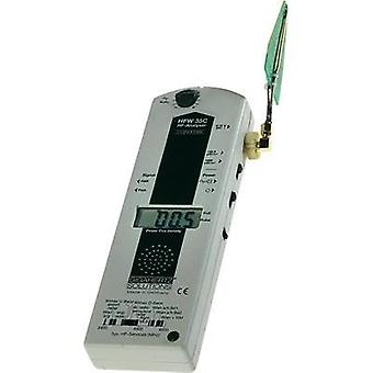 Gigahertz Solutions HFW 35C High frequency (HF)-Analyser, Electric smog meter, 2.4 up to 6 GHz including WLAN, WIMAX