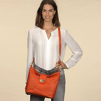 Dr Amsterdam shoulder bag Mint Orange
