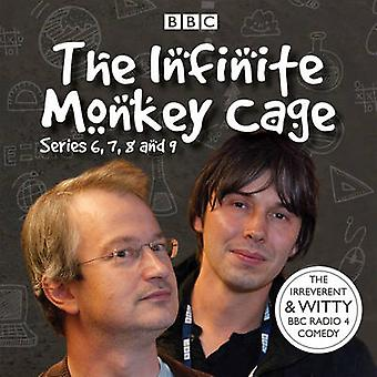 The Infinite Monkey Cage by Brian Cox & Robin Ince & Brian Cox & Robin Ince