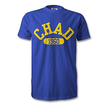 Chad Independence 1960 Kids T-Shirt