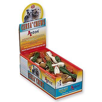 Antos Cerea tandbørste små (Pack af 60)