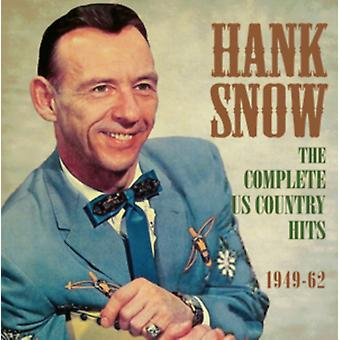 The Complete US Country Hits 1949-62 by Hank Snow