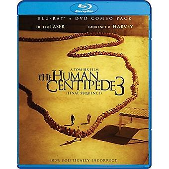 Human Centipede 3: Sista sekvens [DVD] USA import