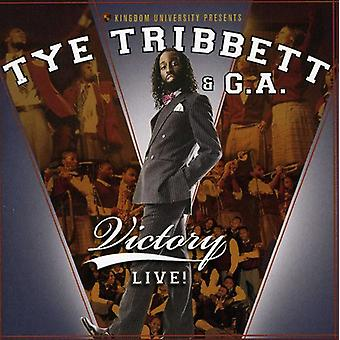 Tye Tribbett & G.a. - Victory Live [CD] USA import
