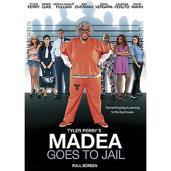Madea Goes to Jail-the Movie [DVD] USA import