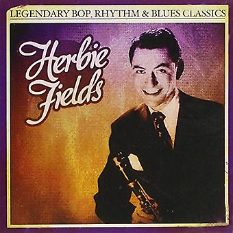 Herbie Fields - legendarische Bop ritme & bluesklassiekers: Herbie Fiel [CD] USA import