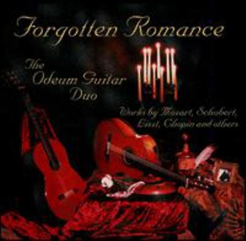 Odeum Guitar Duo - Forgotten Romance [CD] USA import