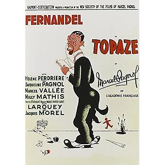 Topaze (1951) [DVD] USA importeren