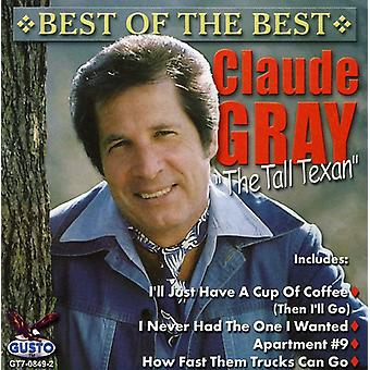 Claude Gray - Best of the Best [CD] USA import