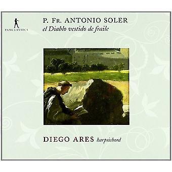 Soler / Ares - El Diablo Vestido De Fraile - C [CD] USA import