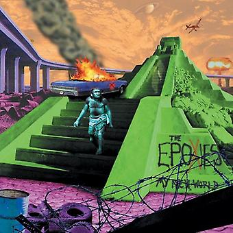 Epoxies - My New World [CD] USA import