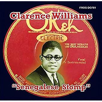 Clarence Williams - senegalesiske Stomp [CD] USA import