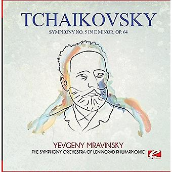 Tschaikowsky - Symphonie Nr. 5 in E Minor Op. 64 [CD] USA import