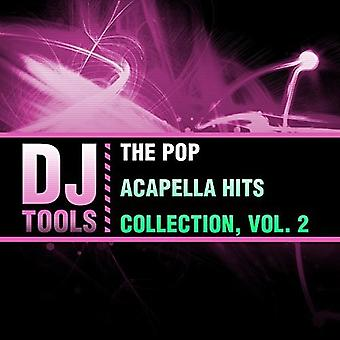 DJ Tools - Pop Acapella Hits Collection 2 [CD] USA import