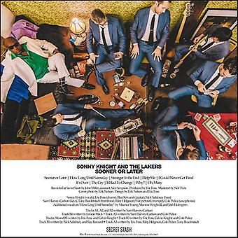 Sonny Knight & Lakers - før eller senere [CD] USA Importer