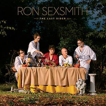 Ron Sexsmith - importación de Estados Unidos el último jinete [CD]