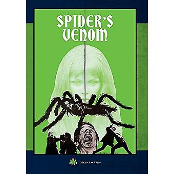 Spider's Venom [DVD] USA import