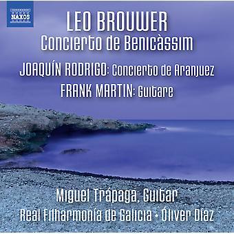 Brouwer, Leo / Trapaga, Miguel - Concierto De Benicassim - Rodrigo: Concierto [DVD] USA import
